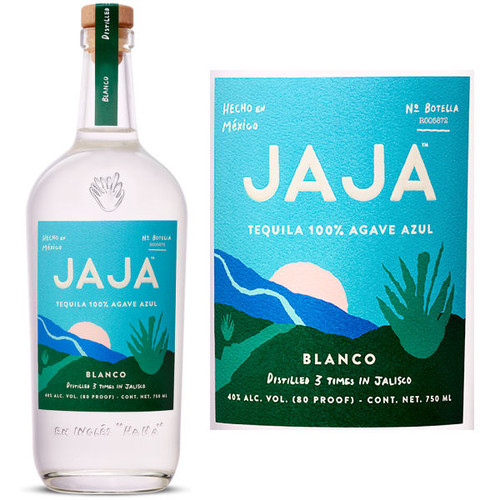 Jaja Blanco Tequila 750ml