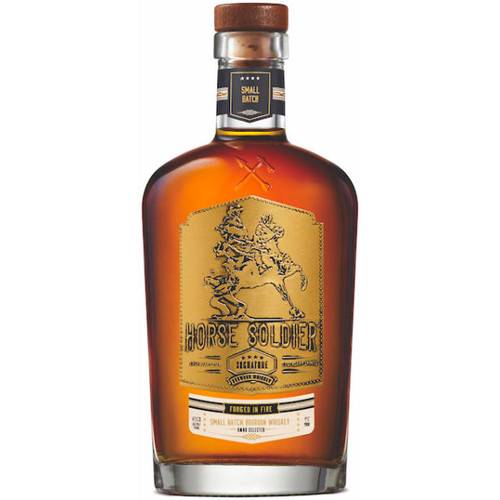 Horse Soldier Small Batch Bourbon Whiskey 750ml