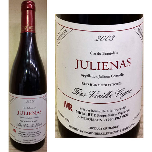 Michel Rey Julienas Red Burgundy