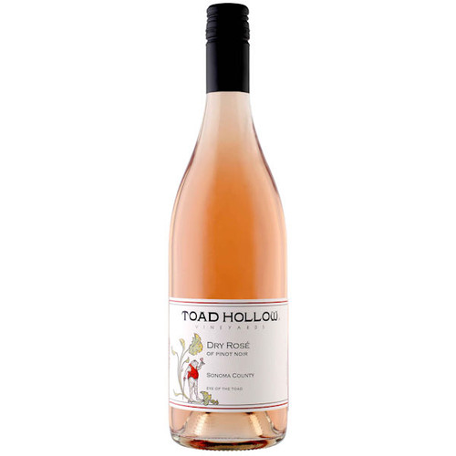 Toad Hollow Eye of the Toad Sonoma Dry Rose of Pinot Noir
