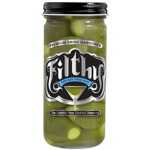 Filthy Blue Cheese Stuffed Olives 8oz