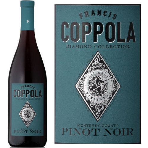Francis Coppola Diamond Series Silver Label Monterey Pinot Noir