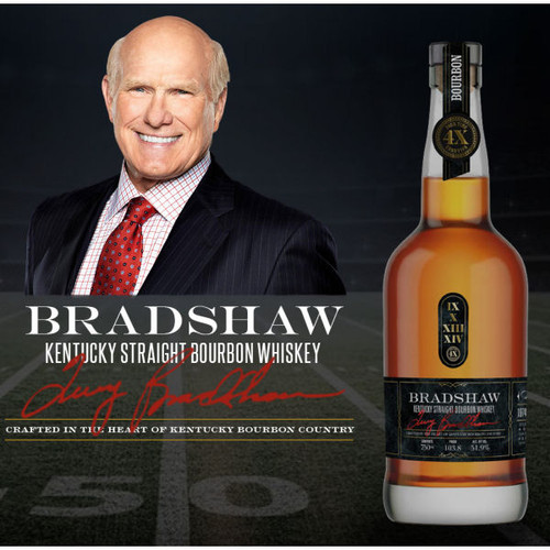 Bradshaw Kentucky Straight Bourbon Whiskey 750ml