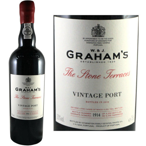 Graham's The Stone Terraces Vintage Port