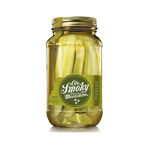 Ole Smoky Tennessee Pickles Moonshine 750ml