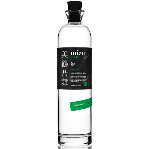 Mizu Green Tea Shochu 750ml