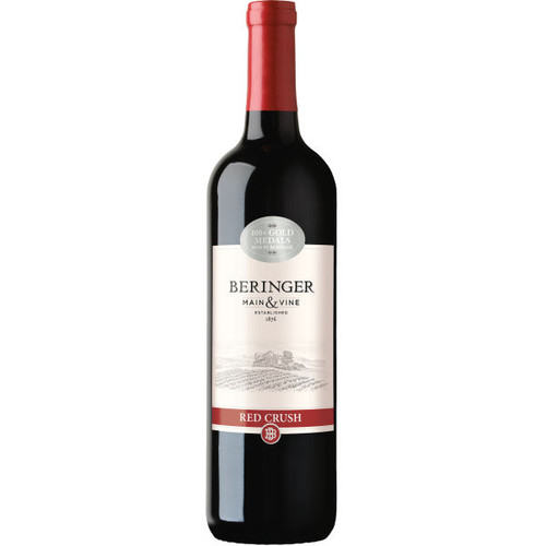Beringer Main & Vine California Red Crush