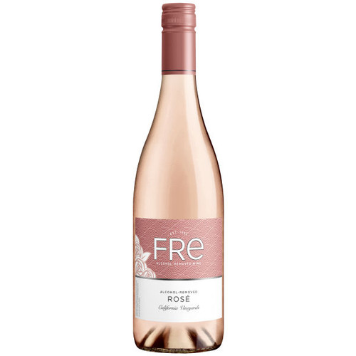 Sutter Home Fre Alcohol Removed California Rose
