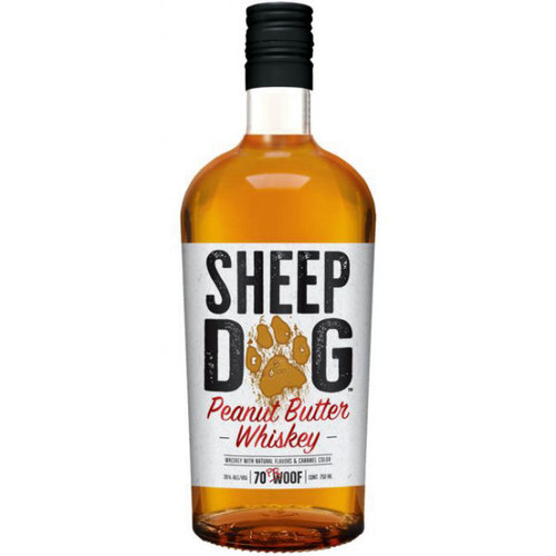 Sheep Dog Peanut Butter Whiskey 750ml