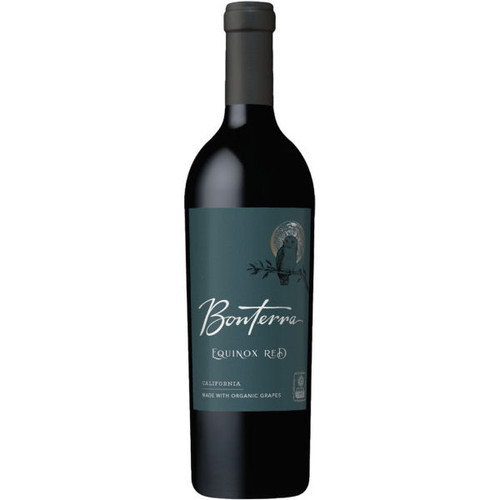 Bonterra Equinox California Red Blend