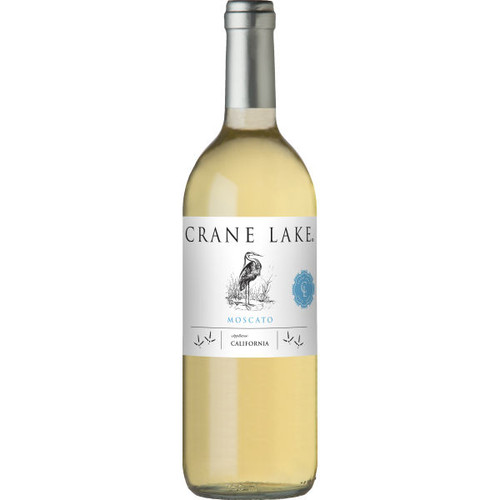 Crane Lake California Moscato