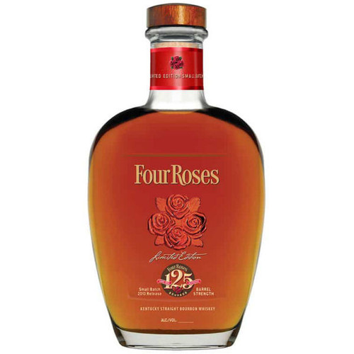 Four Roses 125th Anniversary Limited Edition Small Batch Bourbon Whiskey 2013 750ml
