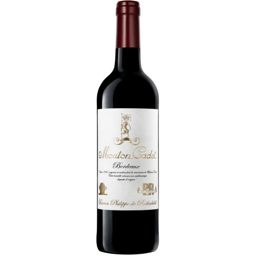 Mouton Cadet Vintage Edition Bordeaux Rouge