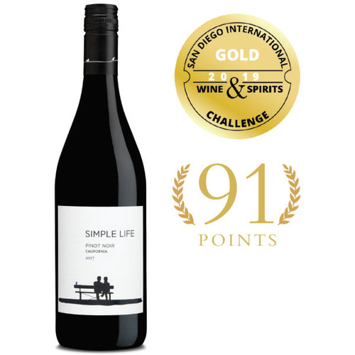 Simple Life California Pinot Noir