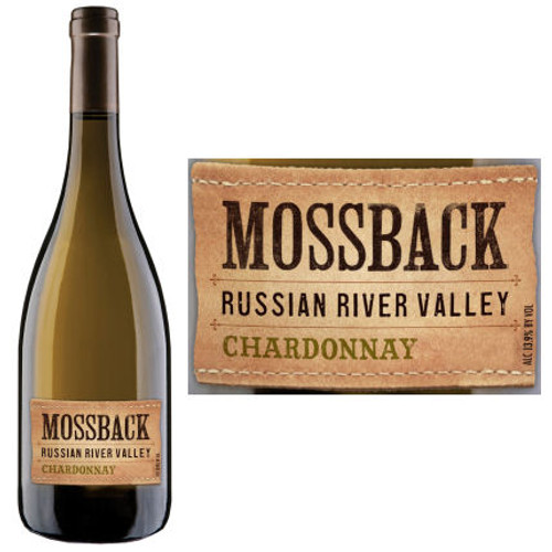 Mossback Russian River Chardonnay
