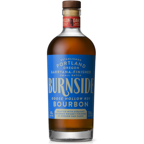 Burnside Goose Hollow Rsv Oregon Bourbon 750ml
