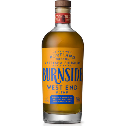 Burnside West End Blended American Whiskey 750ml