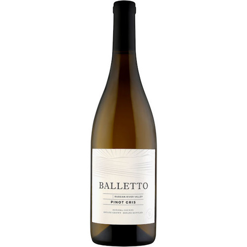 Balletto Russian River Pinot Gris