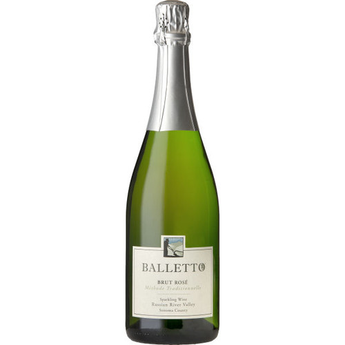 Balletto Russian River Brut Rose