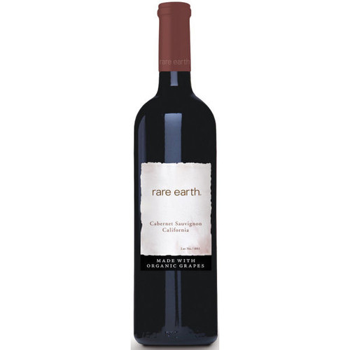 Rare Earth Organic California Cabernet