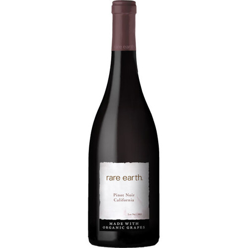 Rare Earth Organic California Pinot Noir