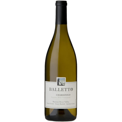 Balletto Sexton Hill Vineyard Russian River Chardonnay