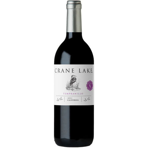 Crane Lake California Tempranillo