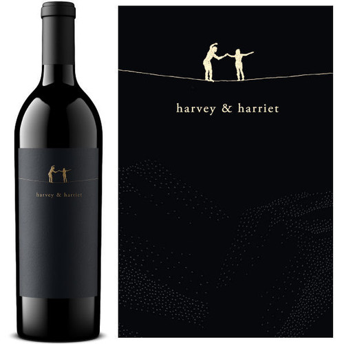 Booker Harvey & Harriet Paso Robles Red Blend