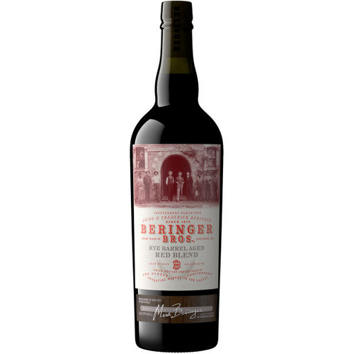 Beringer Bros. Rye Barrel Aged Red Blend