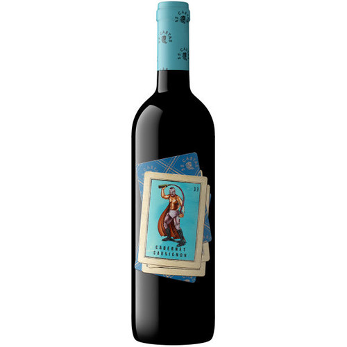 55 Cartas California Cabernet