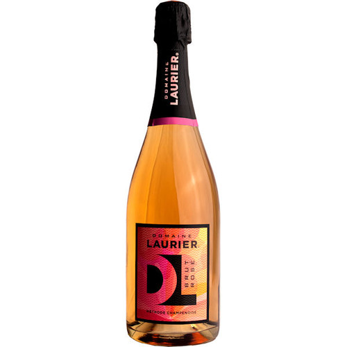 Domaine Laurier California Brut Rose Sparkling Wine NV