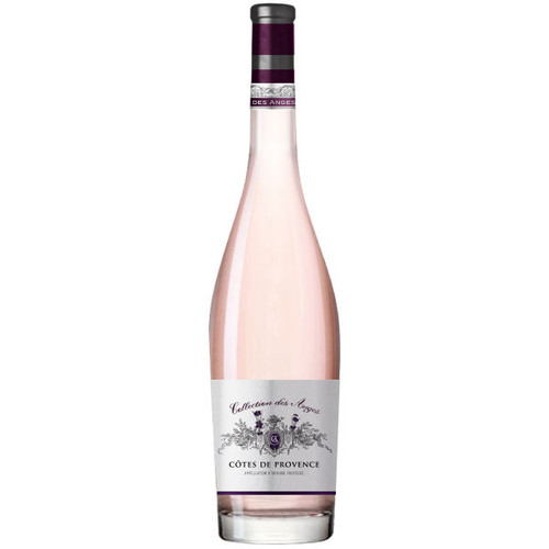 Collection des Anges Cotes de Provence Rose