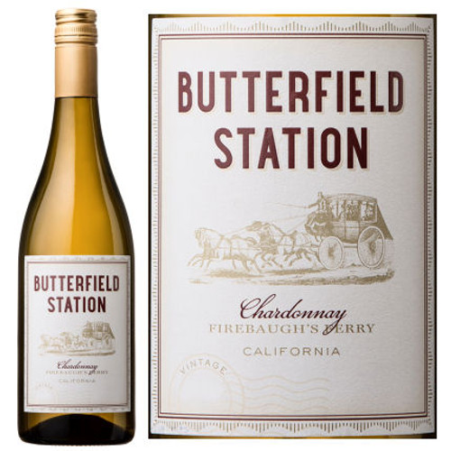 Butterfield Station California Chardonnay