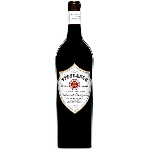 Vigilance Red Hills Lake County Cabernet