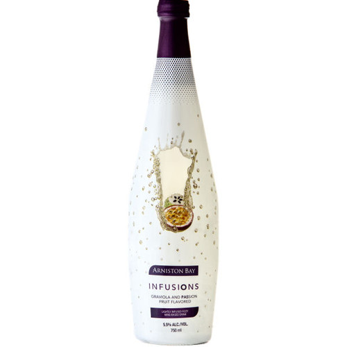 Arniston Bay Infusions Graviola and Passion Fruit 750ml