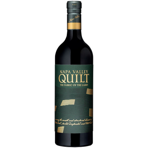 Quilt The Fabric Of The Land Napa Red Blend