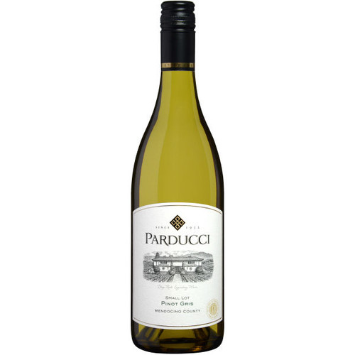 Parducci Small Lot Mendocino Pinot Gris