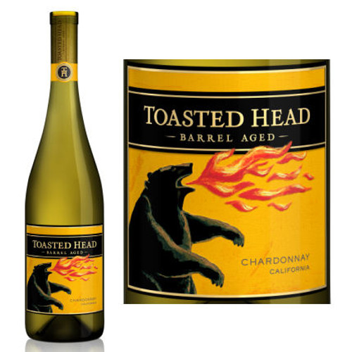 Toasted Head California Chardonnay