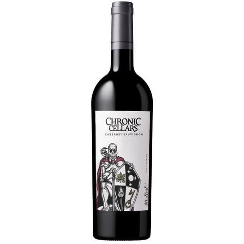 Chronic Cellars Sir Real Paso Robles Cabernet