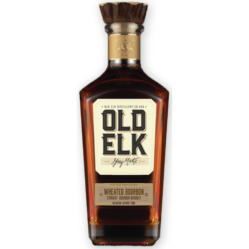 Old Elk Wheated Bourbon Straight Bourbon Whiskey 750ml