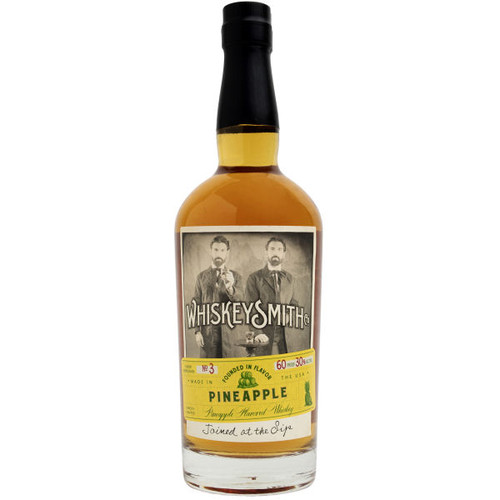 Whiskeysmith Pineapple Flavored Whiskey 750ml