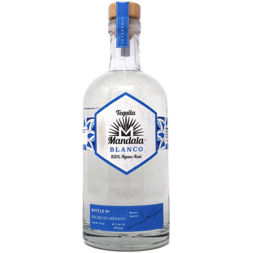 Mandala Blanco Tequila 750ml