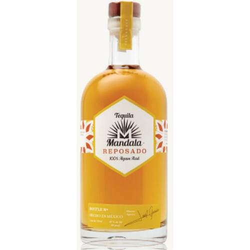 Mandala Reposado Tequila 750ml