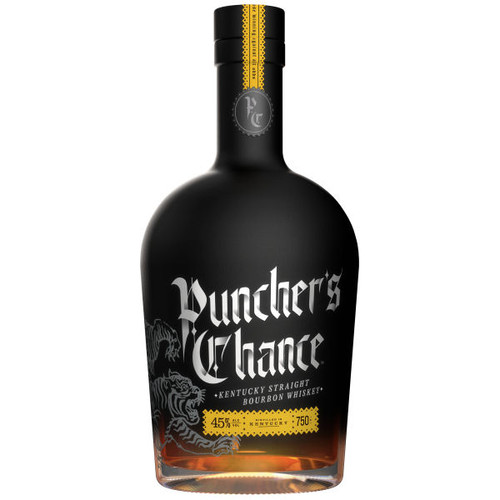 Puncher's Chance Kentucky Straight Bourbon Whiskey 750ml