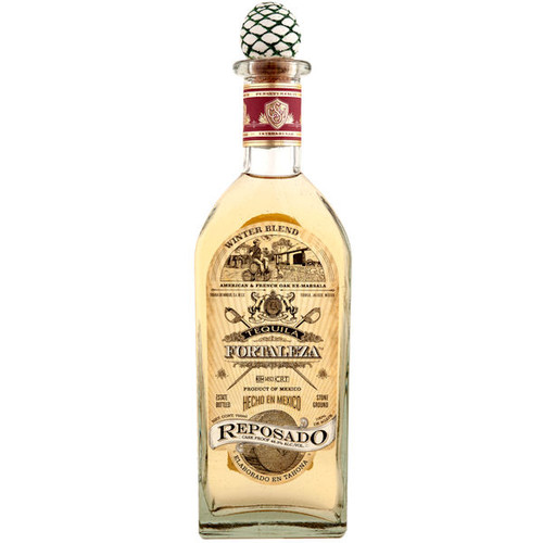 Fortaleza Reposado Winter Blend 2020 Tequila 750ml
