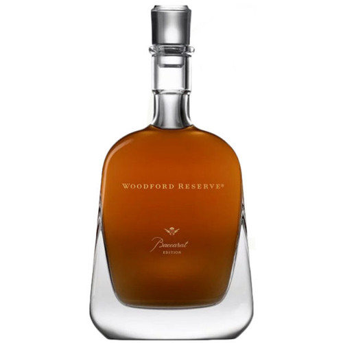 Woodford Reserve Baccarat Edition Kentucky Bourbon 750ml