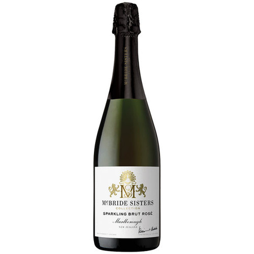 McBride Sisters Collection Sparkling Brut Rose NV (New Zealand)