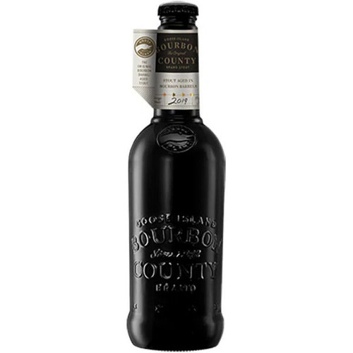 Goose Island Bourbon County Brand Stout 2019 16.9oz Bottle