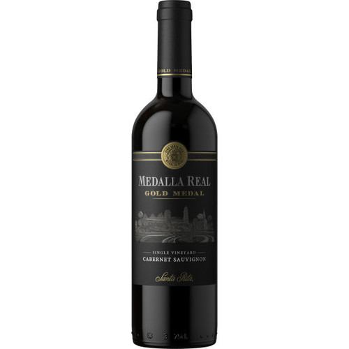 Santa Rita Medalla Real Gold Medal Single Vineyard Cabernet