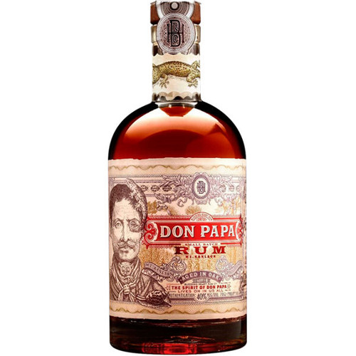 Don Papa Small Batch Philippine Rum 750ml